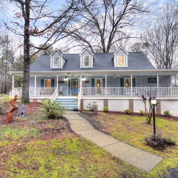 Beautifully Remodeled Home on 2-Acre Lot in Steele Creek – SOLD!